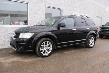 2017 Dodge Journey GT | AWD | V6 | LEATHER
