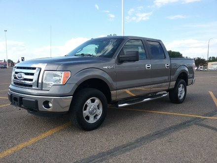 2012 Ford F-150 SuperCrew 4x4 XLT