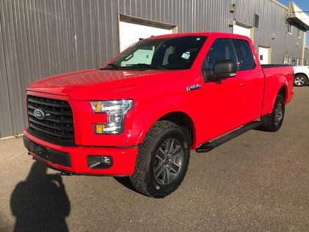 2015 Ford F-150 XLT 4x4 ECOBOOST