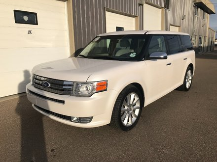 2012 Ford Flex LIMITED **LEATHER-NAV-SUNROOF**