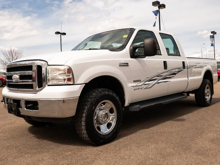 2006 Ford Super Duty F-350 SRW SRW XLT
