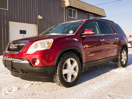 2007 GMC Acadia SLT2 | LEATHER | NAV | SUNROOF