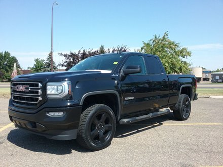 2017 GMC Sierra 1500 CrewCab 4x4 Elevation
