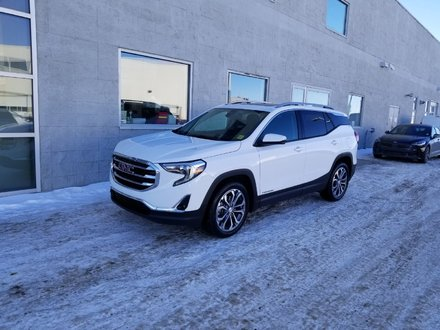 2018 GMC Terrain SLT | LEATHER| NAV | SUNROOF