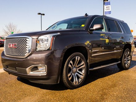 2017 GMC Yukon Denali | Leather | Navigation | Sunroof|