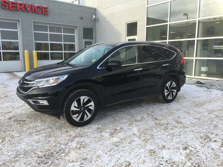 2016 Honda CR-V TOURING | AWD | LEATHER | NAV | SUNROOF