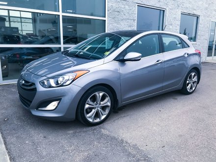 2013 Hyundai Elantra GT SE TECH PKG  | LEATHER | NAV | SUNROOF |