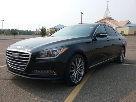 2015 Hyundai Genesis sedan 5.0 Ultimate