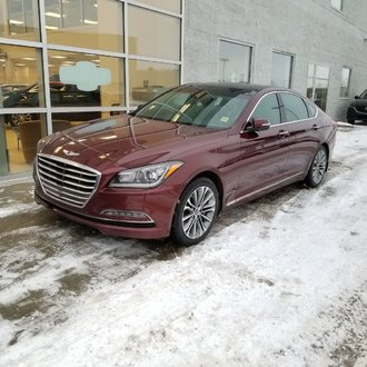 2016 Hyundai Genesis 3.8 | AWD | LEATHER | NAV | SUNROOF
