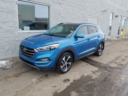 2016 Hyundai Tucson LIMITED | LEATHER | NAV | SUNROOF