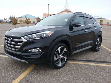 2017 Hyundai Tucson Ultimate 1.6 AWD