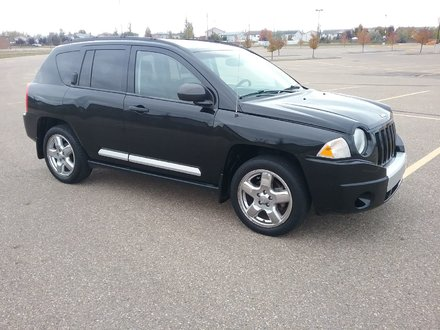 2007 Jeep Compass Limited AWD