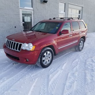 2010 Jeep Grand Cherokee LIMITED | LEATHER | SUNROOF |