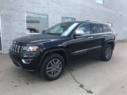 2019 Jeep Grand Cherokee Limited   LEATHER   SUNROOF  