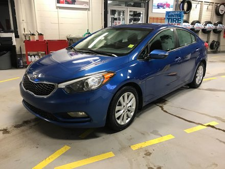 2014 Kia Forte LX | HEATED SEATS | ALLOY RIMS