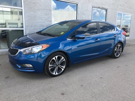 2015 Kia Forte SX | LEATHER | NAVIGATION | SUNROOF