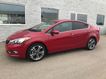 2015 Kia Forte EX | ONE OWNER | BACK-UP CAMERA |  HEATED SEATS