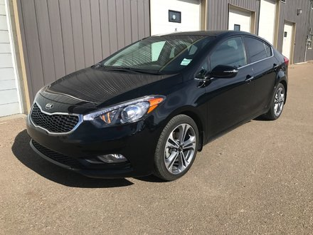 2016 Kia Forte SX Luxury