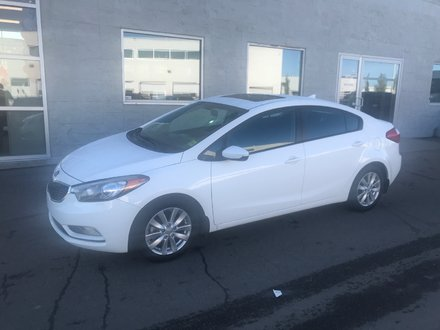 2016 Kia Forte LX+ | SUNROOF | HEATED SEATS | BLUETOOTH |