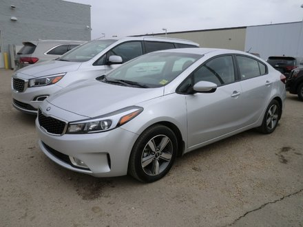 2018 Kia Forte LX | CARPLAY | HEATED SEATS|