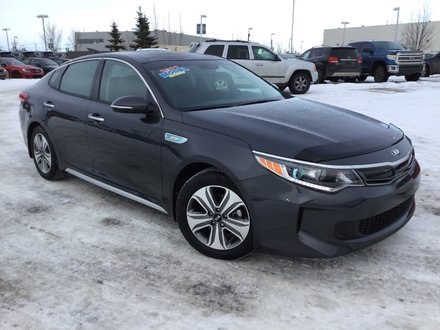 2017 Kia Optima Hybrid EX-LUXURY | LEATHER | FUEL EFFICIENT