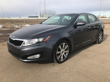 2012 Kia Optima EX-Luxury