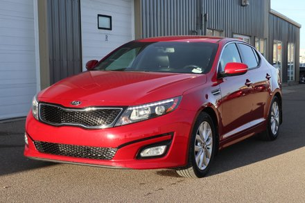 2015 Kia Optima EX-LUXURY w/LEATHER