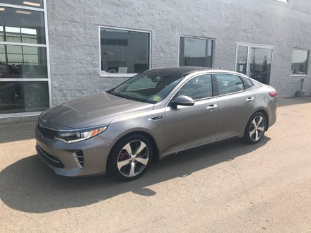 2016 Kia Optima SX Turbo | LEATHER | NAVIGATION | SUNROOF|