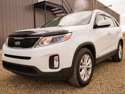 2014 Kia Sorento EX-Plus **LEATHER-NAV-SUNROOF**