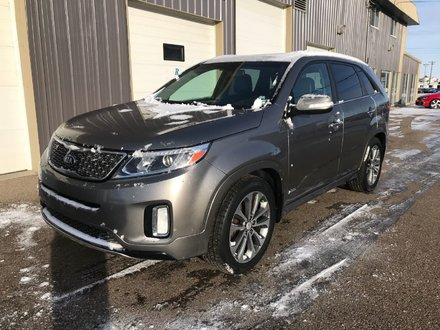2015 Kia Sorento SX **LEATHER-NAV-SUNROOF!!**