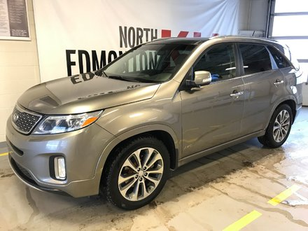2015 Kia Sorento SX | LEATHER | NAVIGATION | AWD
