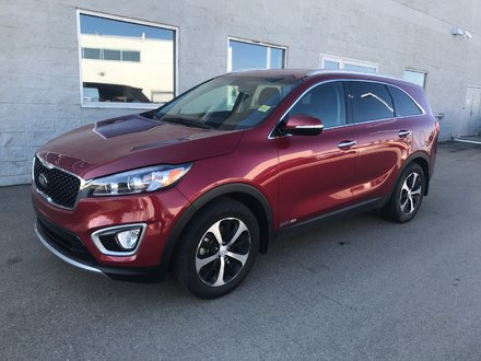 2017 Kia Sorento EX | 7-PASSENGER | LEATHER | Apple CarPlay |