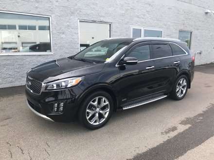 2017 Kia Sorento SX LUXURY | LEATHER | NAVI | SUNROOF