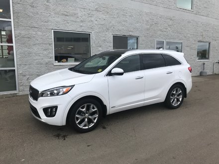 2017 Kia Sorento SX V6 7-Passenger | LEATHER | NAVI | SUNROOF