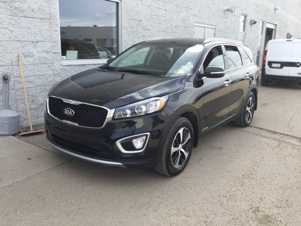 2018 Kia Sorento EX | LEATHER | BLINDSPOT DETECTION|