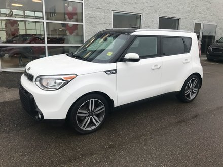 2015 Kia Soul SX LUXURY | LEATHER | NAVI | SUNROOF