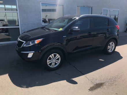 2013 Kia Sportage LX | AWD | ONE OWNER | BLUETOOTH | HEATED SEATS |