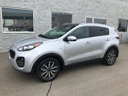 2017 Kia Sportage EX PREMIUM | LEATHER | PANORAMIC SUNROOF