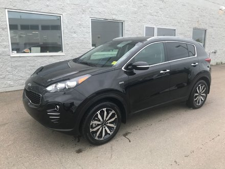 2019 Kia Sportage EX AWD | LEATHER | APPLE CARPLAY | HEATED SEATS