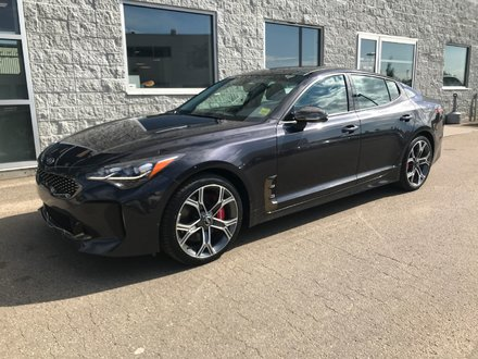 2018 Kia Stinger GT   | LEATHER | SUNROOF | BREMBO BRAKES |