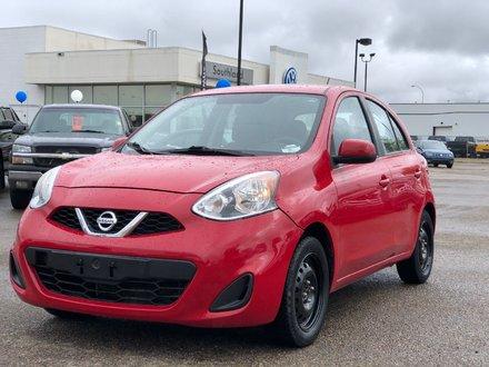 2015 Nissan Micra SV