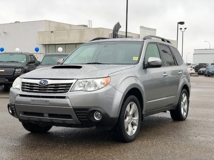 2009 Subaru Forester XT Limited AWD