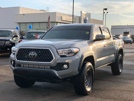 2019 Toyota Tacoma DoubleCab TRD Offroad 4x4
