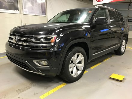 2018 Volkswagen Atlas Highline 4Motion