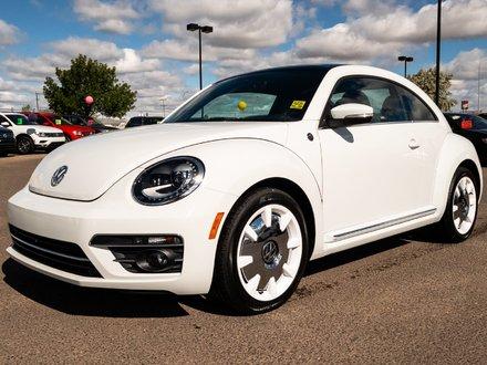 2019 Volkswagen Beetle COUPE WOLFSBURG EDITION