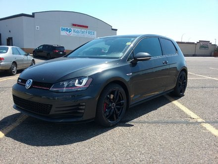 2016 Volkswagen Golf GTI 3-Door Autobahn