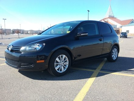 2013 Volkswagen Golf 2.5L Hatchback