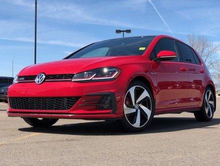 2018 Volkswagen GTI A7 2.0 TSI 5-DOOR AUTOBAHN MANUAL