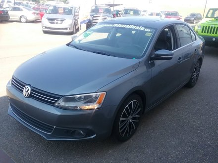 2014 Volkswagen Jetta Sedan 2.0 TDI Highline