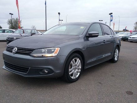 2014 Volkswagen Jetta Sedan TDI Highline